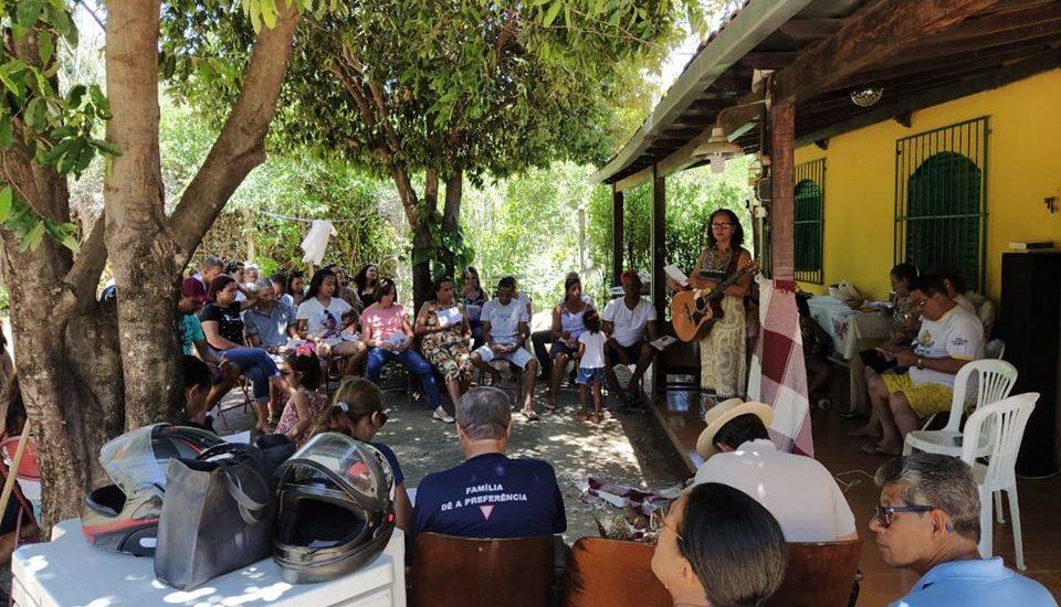 MFC Janaúba: Confraternização