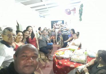 MFC Belém: Confraternização