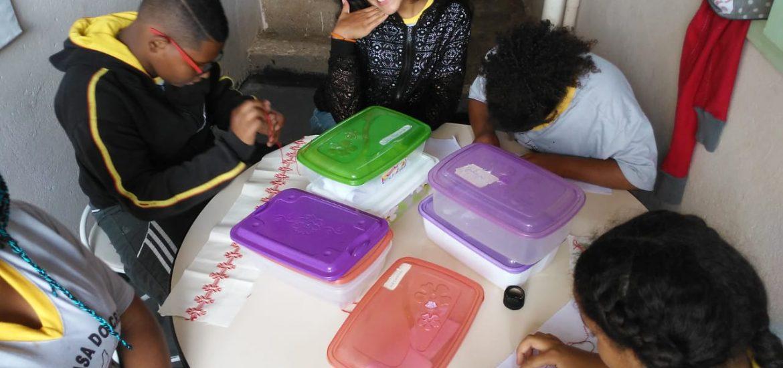 MFC Ouro Preto: Ação Social
