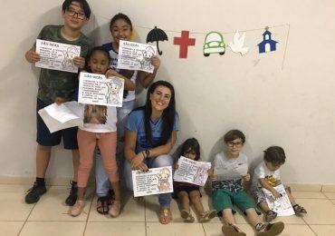 MFC Conselheiro Lafaiete: Evangelização Infantil