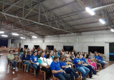 MFC Astorga: Reunião da Coordenação