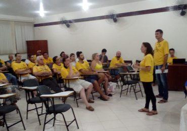 MFC Londrina: Primeira Reunião de Coordenadores de E.B.