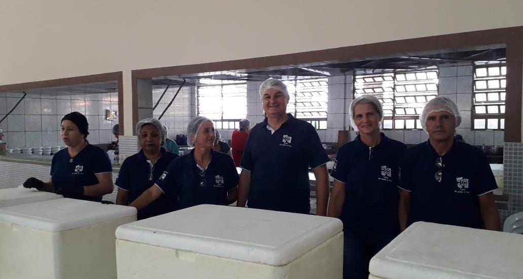 MFC Terra Rica: Festa do Asilo