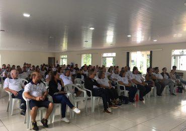 MFC Santo Antonio da Platina: Formação para Coordenadores de Equipes de Base