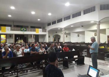 MFC Terra Rica: Noite de Formação