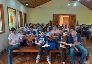 MFC São João Del Rei: Retiro e Formação