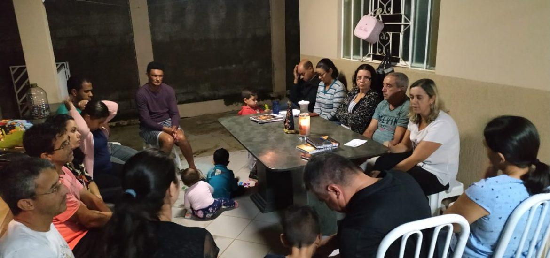 MFC Divinópolis: Reunião da Equipe Base Nossa Senhora Aparecida