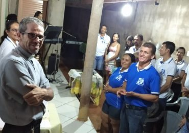 MFC Mamonas: Reunião de Equipe Base