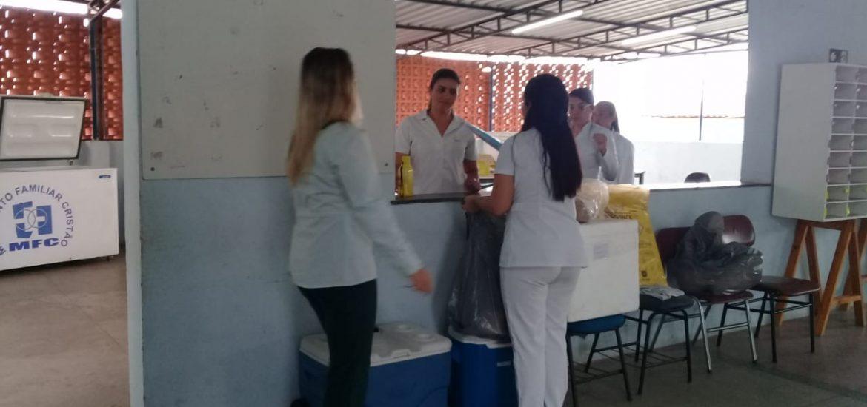 MFC Conselheiro Lafaiete: Campanha de Vacinação