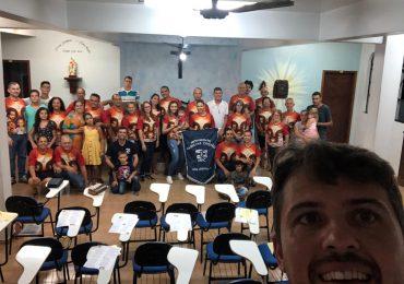 MFC Nova Londrina: Noite de Palestra e Espiritualidade
