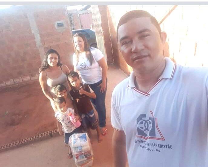 MFC Monte Azul: Doação de Cestas Básicas