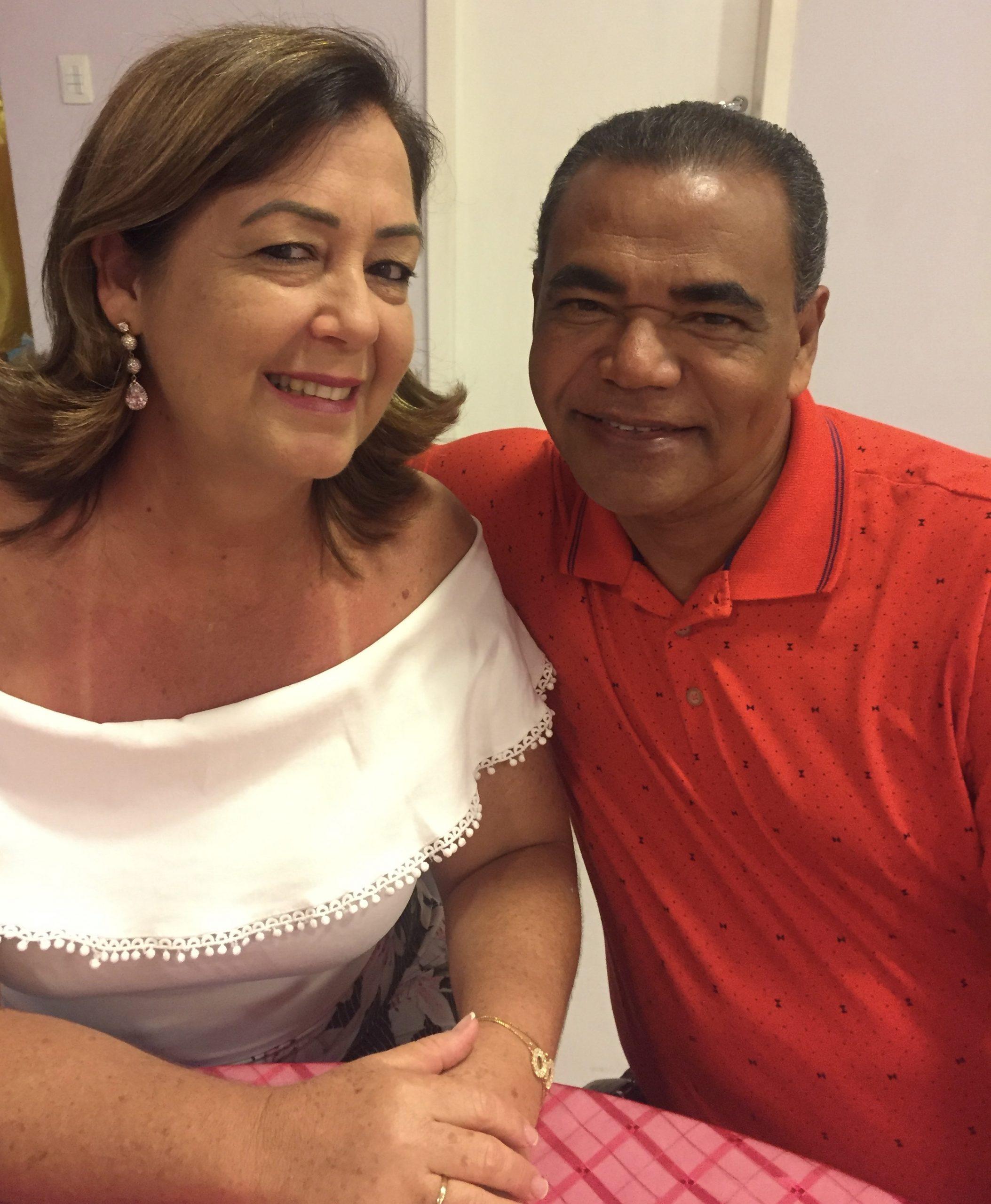 Rosângela e Luciano