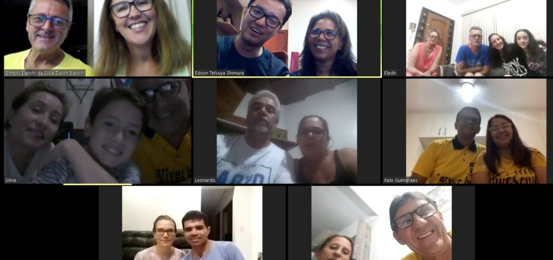 MFC Londrina: Reuniões Mensais online