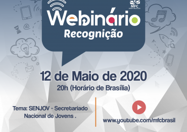 Acompanhe o nosso 3º Webinário de 2020