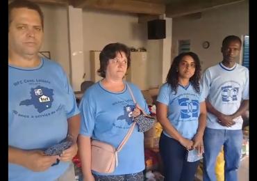 MFC Conselheiro Lafaiete: Doação de Alimentos