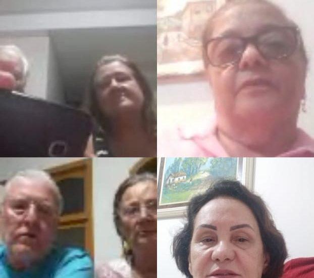 MFC Cariacica: Reunião E.B. Familia Estrela D'alva