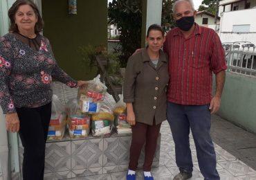 MFC Brusque: Arrecadação de Alimentos