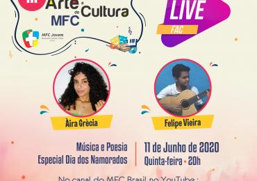 MFC Jovem: 6ª FAC Live