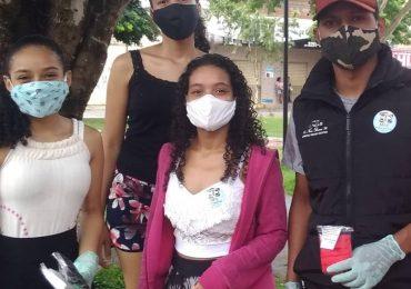 MFC Jovem Eunápolis: Ações Solidárias