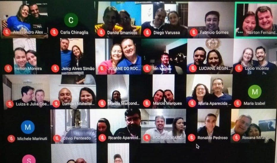 MFC Paraná: Reunião Coordenadores
