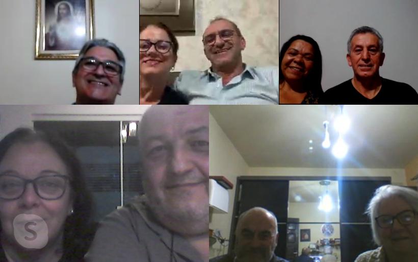 Condir Sul: Reunião Online