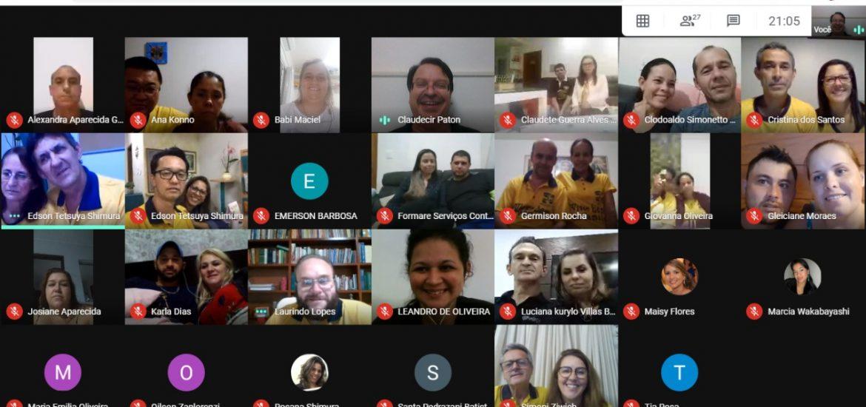 MFC Londrina: Reunião Mensal