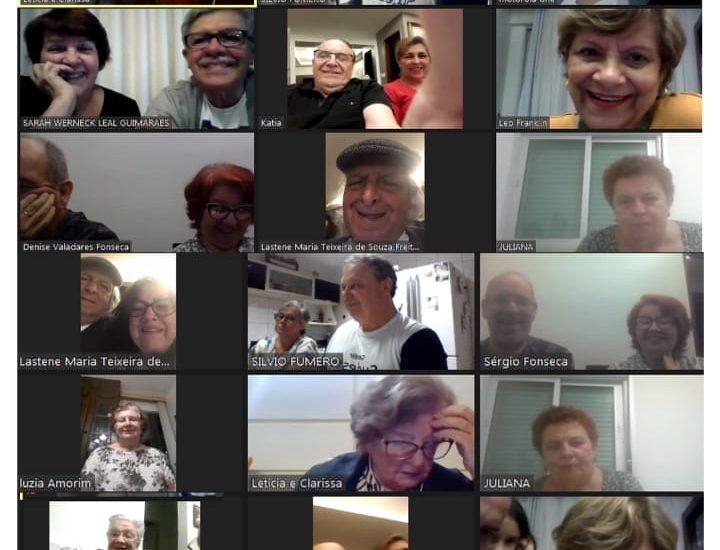 MFC Belo Horizonte: Videoconferência