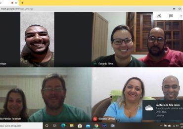 MFC Minas Gerais: Reunião Virtual ECE