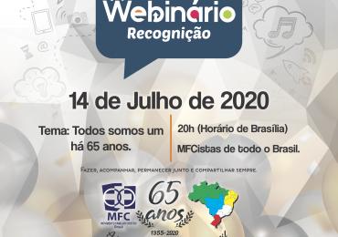 Webinário Julho de 2020