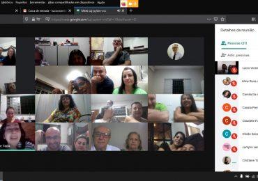 MFC Paranavaí: Reunião de Julho