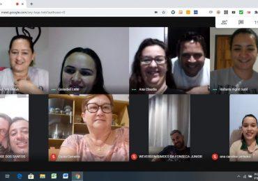 MFC Ortigueira: Reunião Mensal