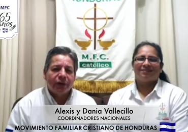 MFC Brasil: Mensagem dos Coordenadores Nacionais do MFC Honduras aos 65 anos do MFC no Brasil