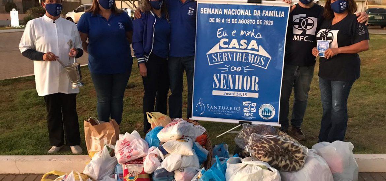 MFC Astorga: Drive-Thru Solidário