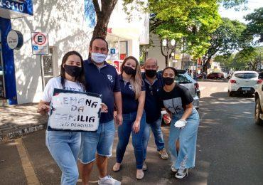 MFC Nova Esperança: Semana Nacional da Família