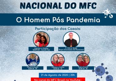 SENFOR: 3ª Live de Formação Nacional do MFC