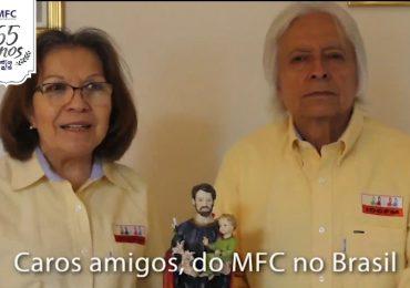 MFC Brasil: Mensagem dos Ex-Presidentes Latinoamericanos (2006-2009) aos 65 anos do MFC no Brasil