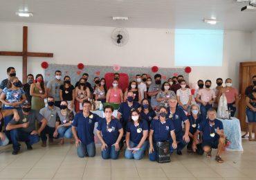 MFC Terra Rica: Encontro de Preparação Matrimonial