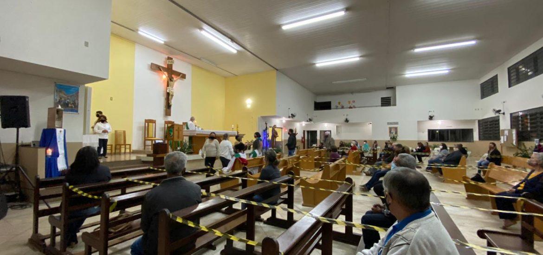 MFC Pirassununga: Missa da Partilha