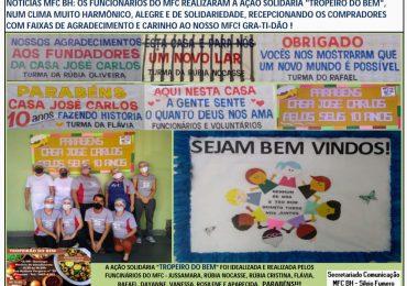 MFC Belo Horizonte: Tropeiro do Bem