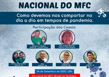 SENFOR: 4ª Live de Formação Nacional do MFC