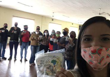 MFC Campo Grande: Selo 65 anos do MFC Brasil