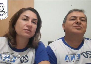 MFC Brasil: Mensagem dos Representantes do MFC Mato Grosso do Sul aos 65 anos do MFC no Brasil