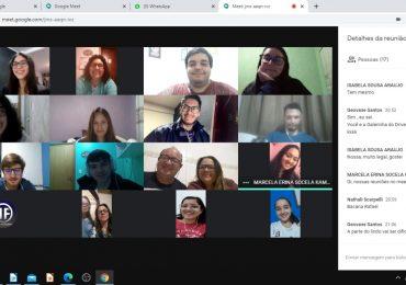 MFC Jovem Paraná: Reunião