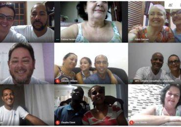MFC Minas Gerais: Reunião Virtual entre a E.C.E e Região Dois