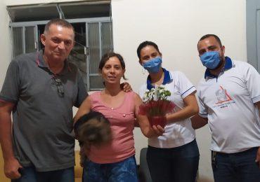 MFC Espinosa: Homenagem aos Coordenadores