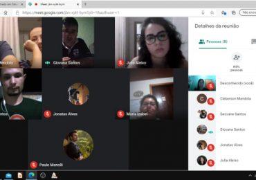 MFC Paraná: Reunião com os Coordenadores do MFC Jovem