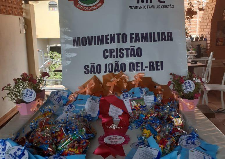 MFC São João Del Rei: Final da Festa dos 60 anos