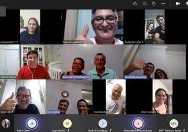 MFC Telêmaco Borba: Reunião
