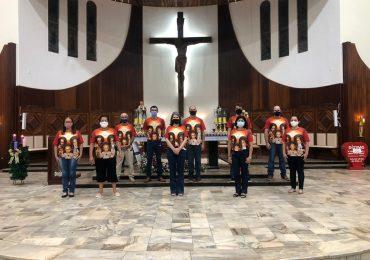 MFC Nova Londrina: Missa Paroquial
