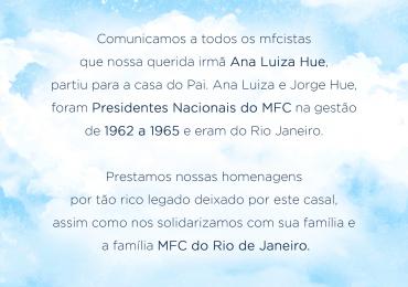 MFC Nacional: Luto